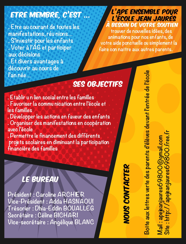 Fabulous APE Ecole Jean Jaures CZ49